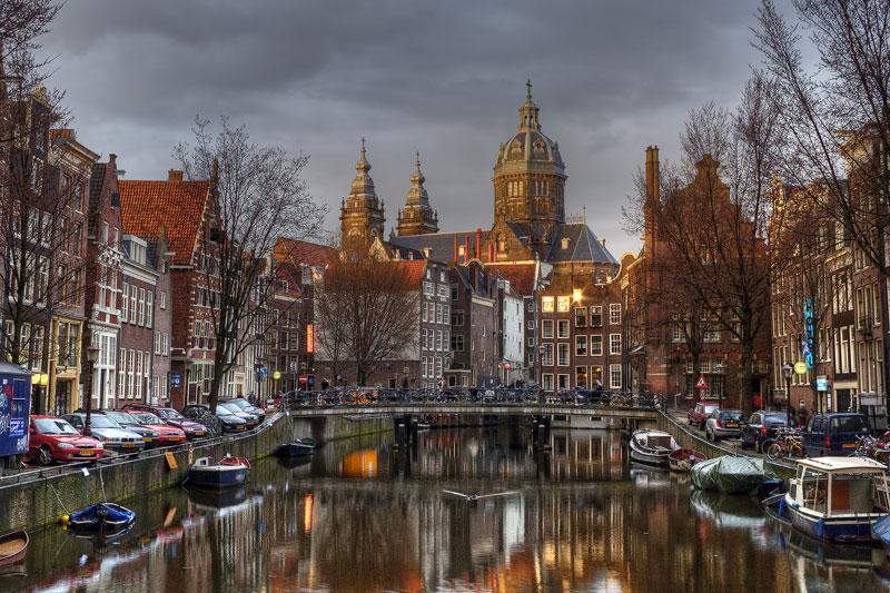 Амстердам ххх
